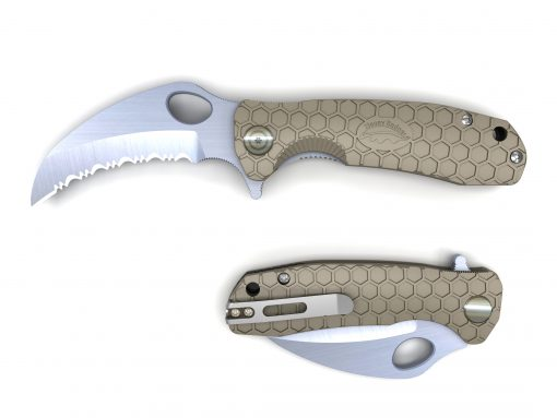 Honey Badger Knife by Western Active HB1152