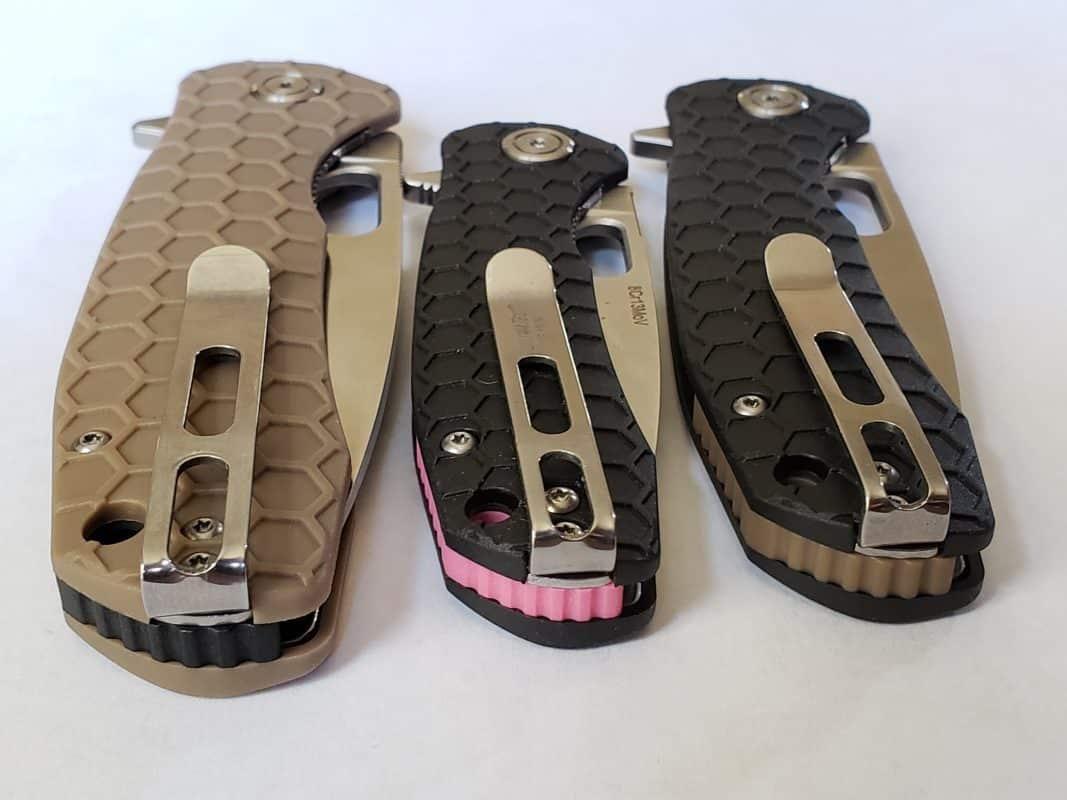 Honey Badger Knives Replacement Backspacer Western Active
