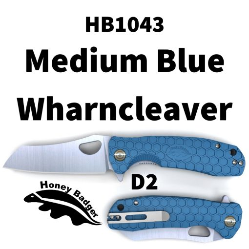 Honey Badger Knives EDC Pocket Knife by Western Active HB1043