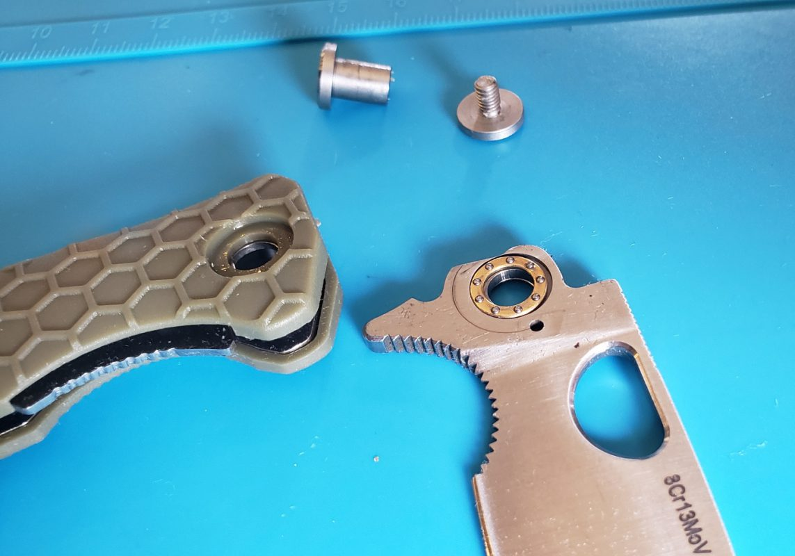 Honey Badger by Western Active Blow - How to use the White Handle Kit