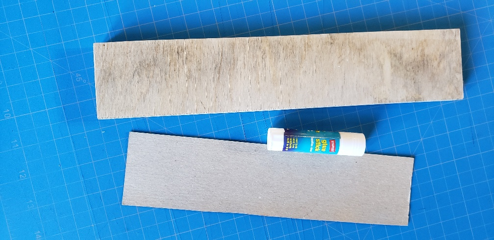 Honey Badger Knives by Western Active Sharpening with Cardboard Strop