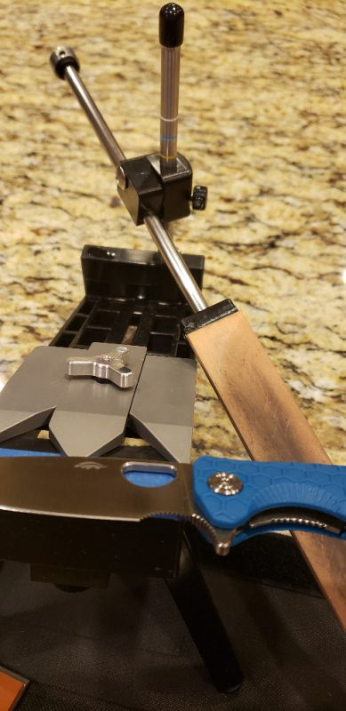 Honey Badger Knives by Western Active Edge Pro Sharpener