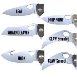 Blade Shape